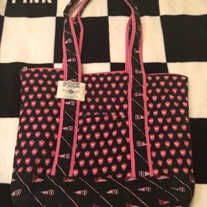 Vintage Vs Pink tote EUC & NWT coin purse 💕